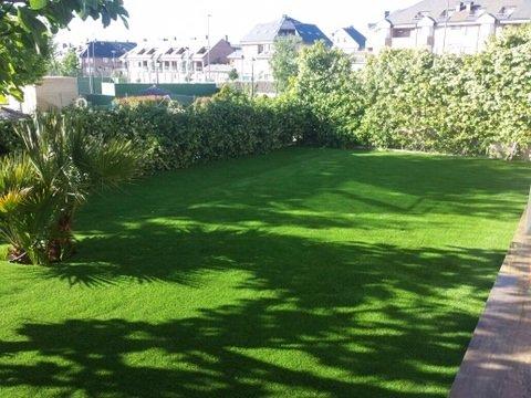 cesped artificial para jardineria