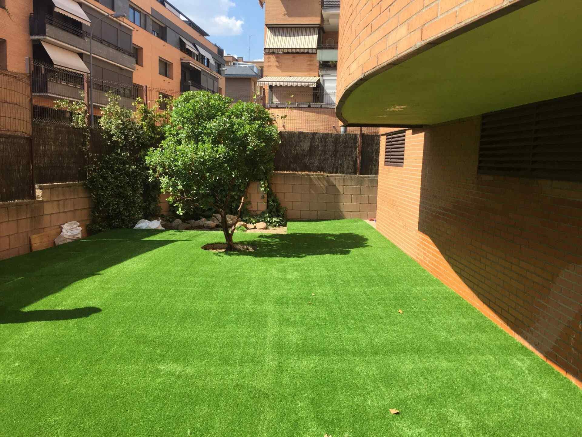 Cesped Artificial para Jardineria en madrid